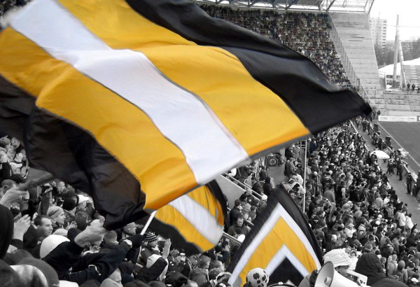 Dynamo Dresden : Wismut Aue