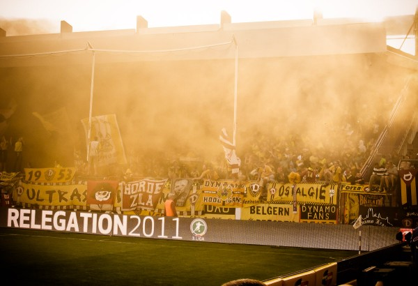 Relegation 2. Liga - VfL Osnabrück - SG Dynamo Dresden (24.5.2011)