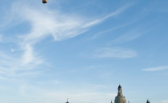 Summer in the City of Dresden