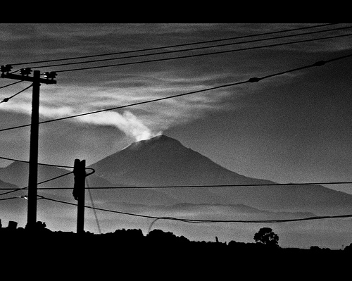 Vulcano Popocatepetel