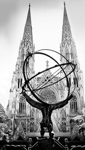 St. Patricks Cathedral by srmurphy