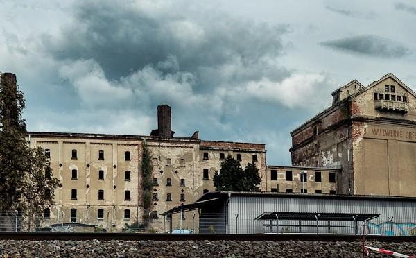 Alte Malzfabrik Dresden - Panorama