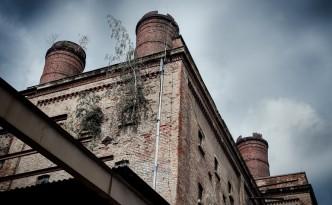 Abandoned Places - Malzfabrik Dresden Niedersedlitz