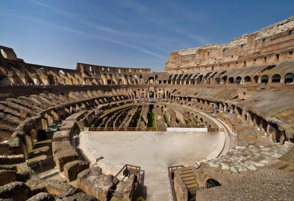 Rom, Italien - Colloseo